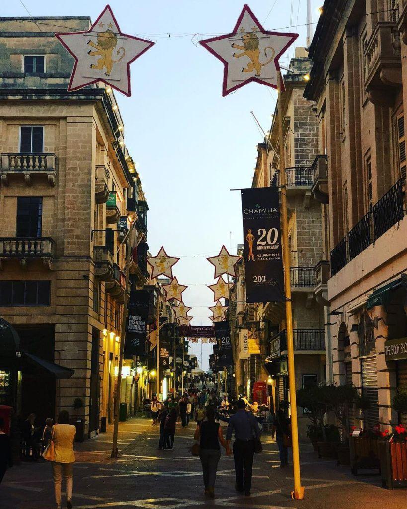 Republic Street Malta