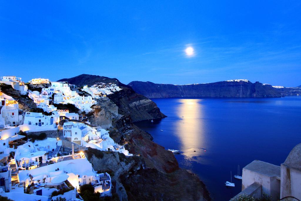 Santorini Caldera - Consigliami dove