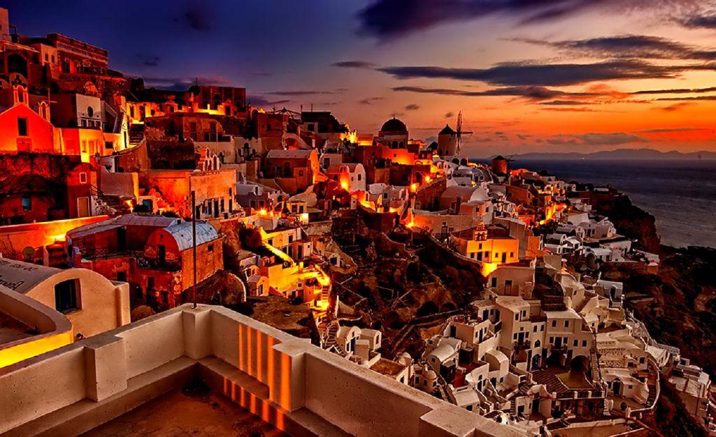 Santorini, dove vesere il tramonto - Consigliami dove