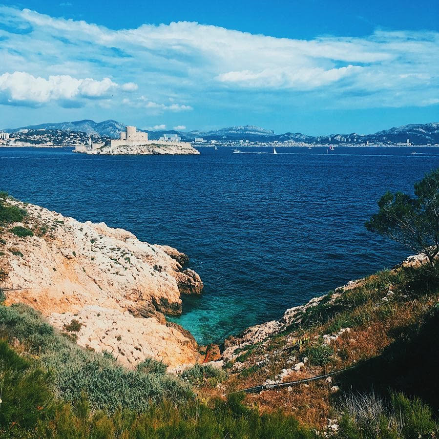arcipelago delle Frioul Marsiglia