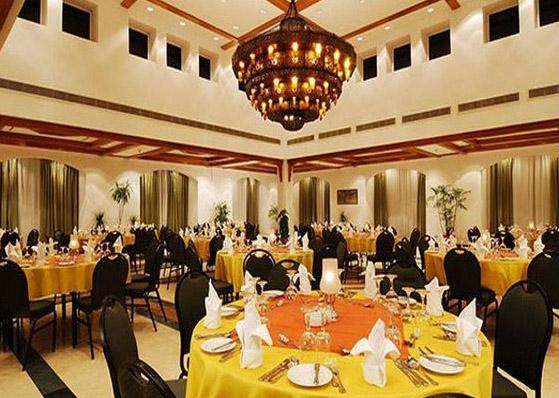 Village Amphoras Sharm El Sheik ristorazione