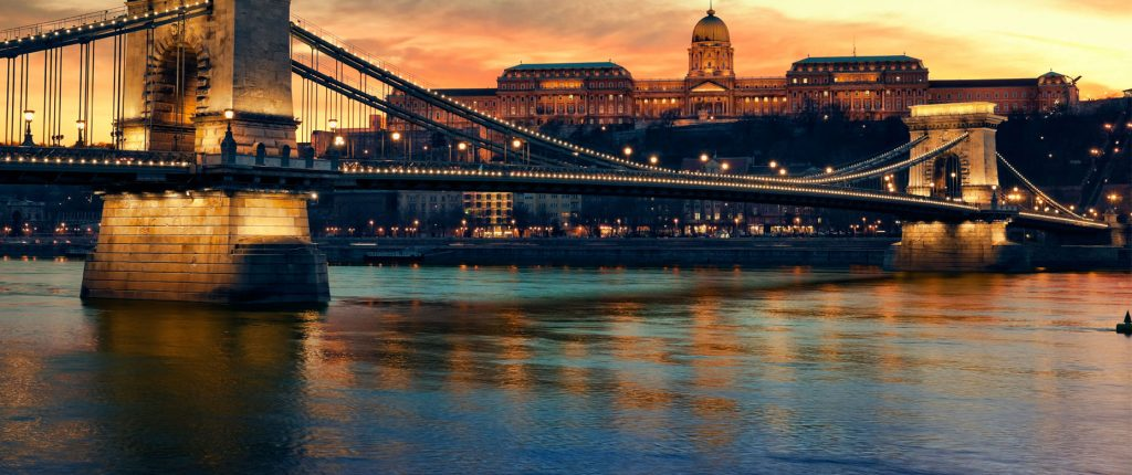 Budapest, la città