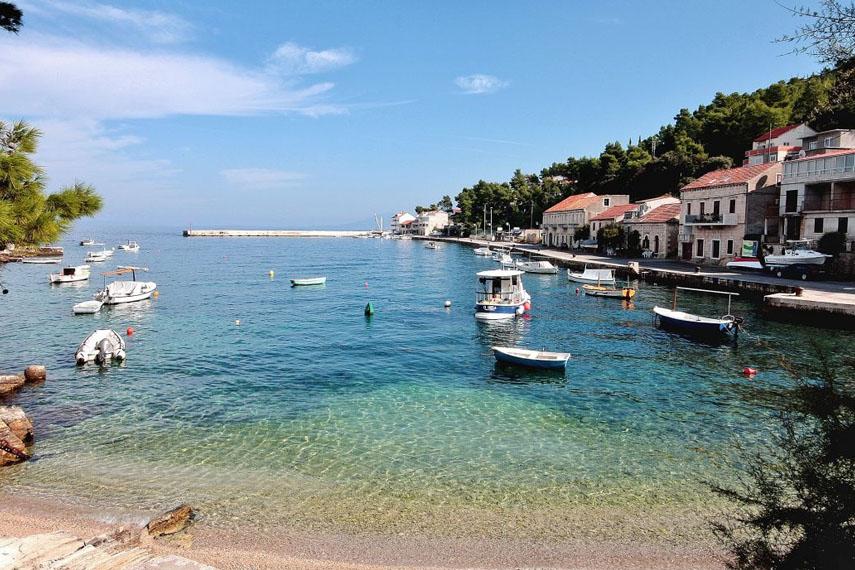 Isola di Korcula Croazia