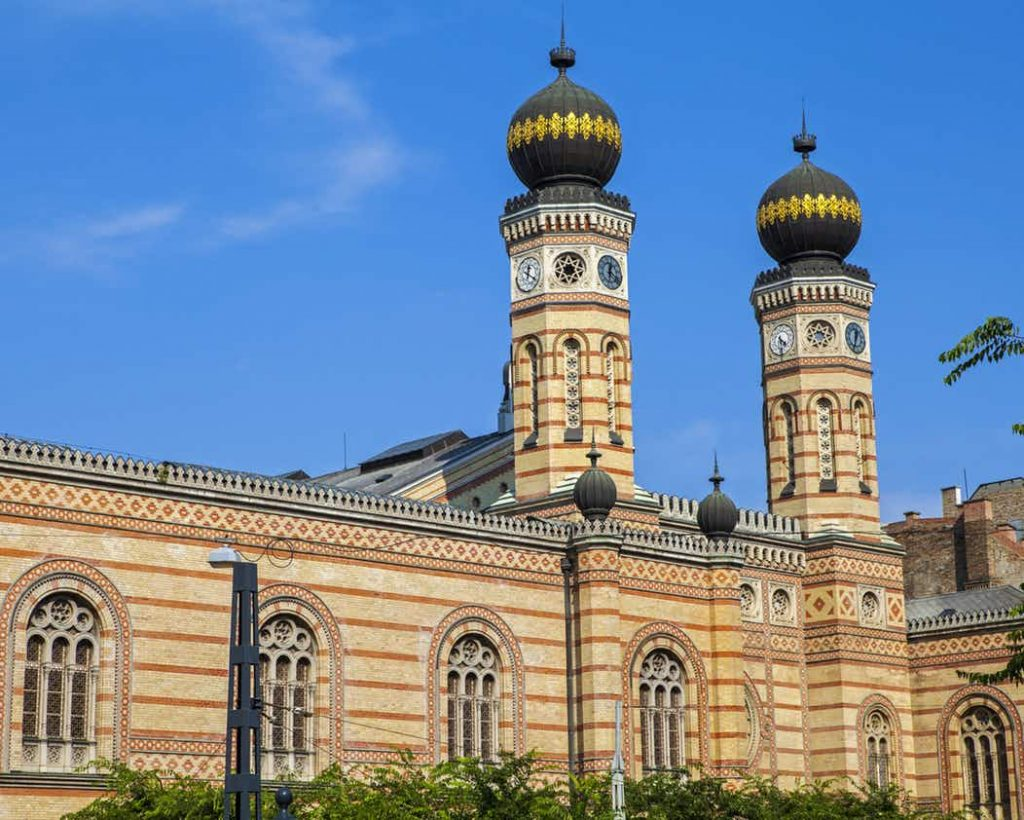 Budapest, la grande Sinagoga