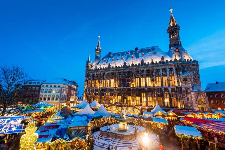 Budapest, mercatini di Natale