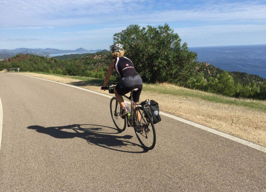 Escursioni in bici Costa Rei