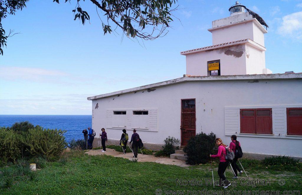 Faro di Capo Ferrato