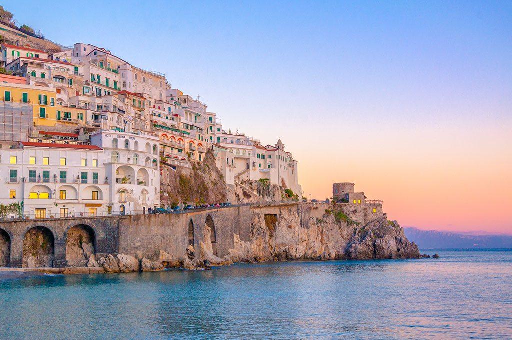 Costiera Amalfitana, Amalfi