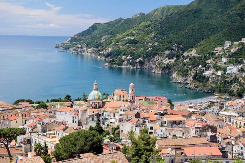Costiera Amalfitana, Vietri sul Mare