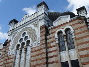 La sinagoga di Sofia
