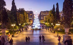 Piazza Syntagna