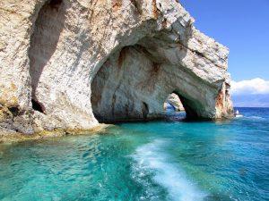 Le grotte Blu