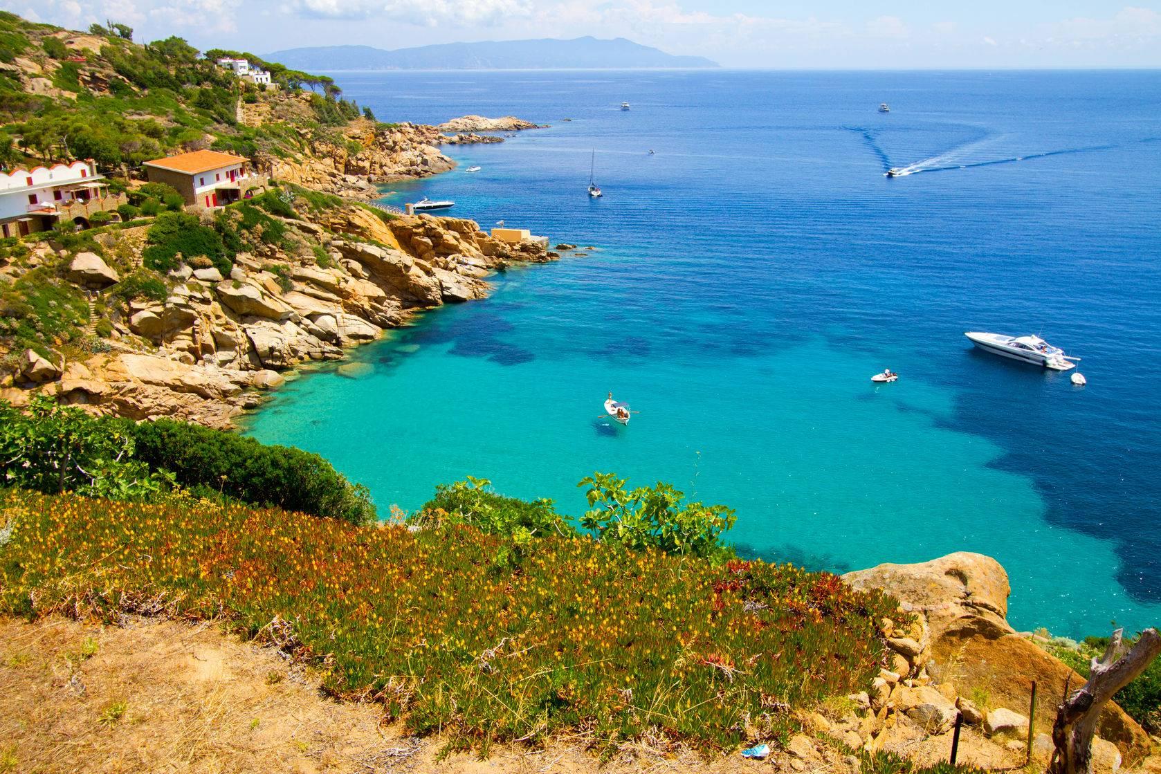 Isola del Giglio, consigli per le vacanze.
