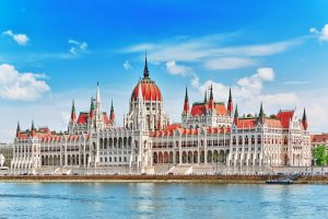Hungarian Parliament Builing