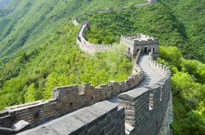 La Grande Muraglia a Mutianyu