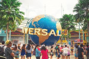 Universal Studios Singapore, Isola di Sentosa, Singapore