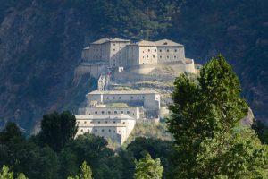 Castellidella Valle d'Aosta