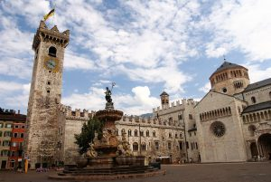 Centro storicodi Trento
