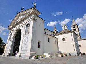 Chiese di Aosta