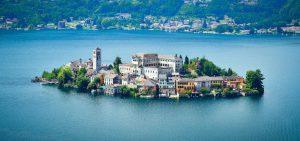 Isola di San Giulio, Piemonte