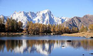 Laghi in provincia di Aosta