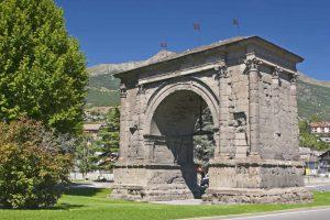 Monumenti di Aosta