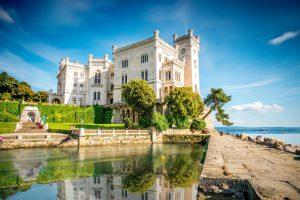 Parchi e aree verdi di Trieste