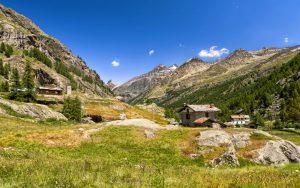 Parchi in provincia di Aosta