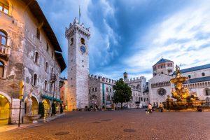 Piazza Duomo di Trento
