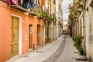 Quartieri storici di Cagliari