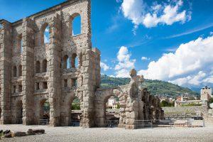 Siti archeologici di Aosta