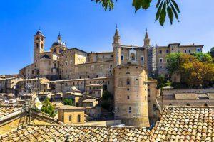 Urbino, Marche