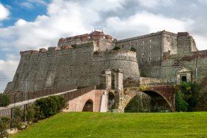 Centro storico, monumenti e fortezze di Savona