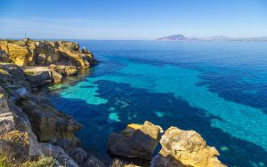 Sport , natura e diving di Favignana