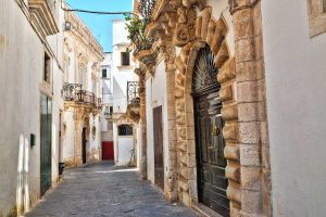 Dintorni di Taranto (Borgo di Martina Franca)