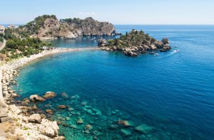Spiagge nei dintorni di Messina