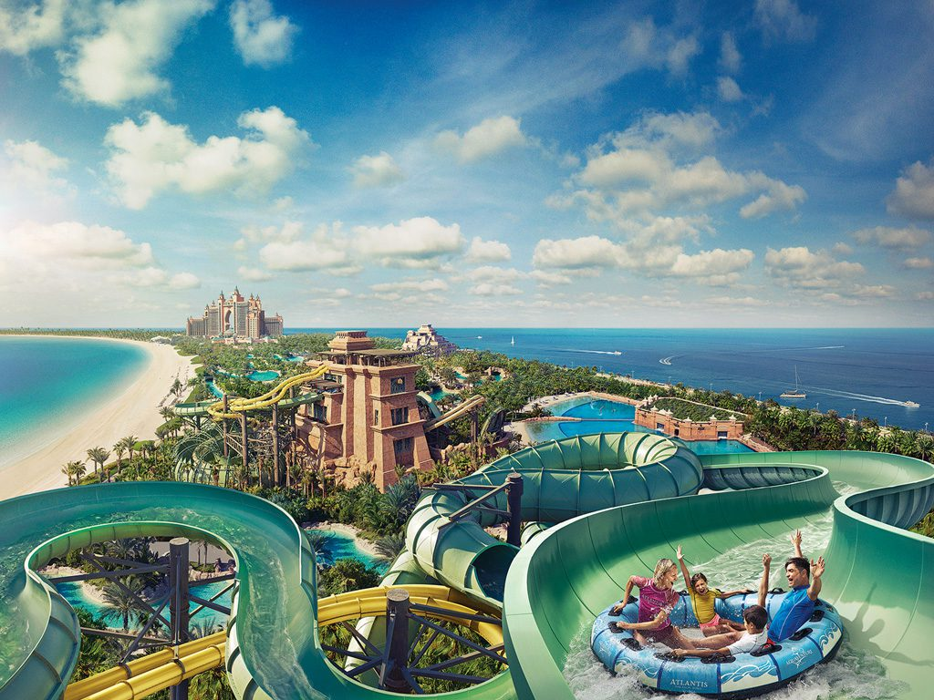 Aquaventurer Dubai