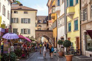 Centro storico di Bolzano
