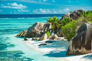 Paesaggi delle Seychelles