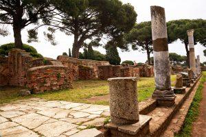 Scavi di Ostia