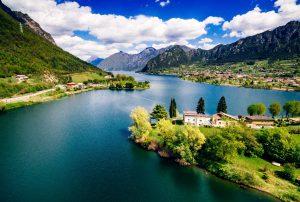 Bellezze naturali del Lago d'Iseo
