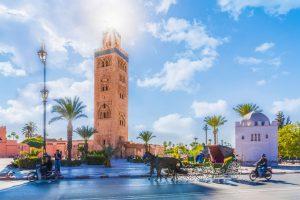 Centro storico di Marrakech