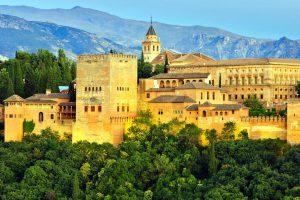 Come arrivare a Granada