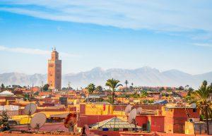Come arrivare a Marrakech