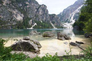 Come arrivare al Lago di Braies