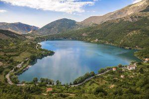 Escursioni nei pressi del Lago di Scanno