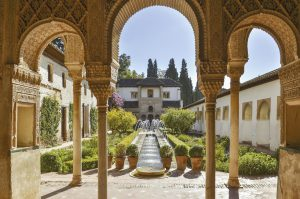 Generalife a Granada