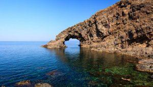 L'arco dell'elefante di Pantelleria