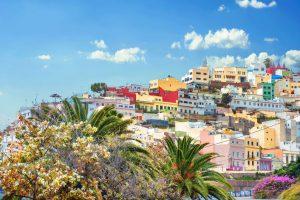 Città e borghi di Gran Canaria