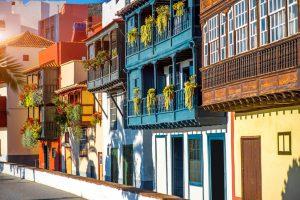 Città e borghi di La Palma